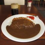 メルサ - 料理写真:カツカレー
