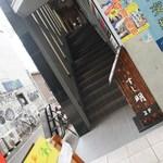 フルーフィ - 入口