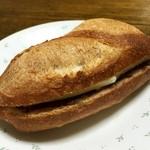 ブーランジェリー パルク - 相方の要望で あんバターを