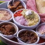 エラドゥーラ - 【タコスセット】みんなでワイワイ。お好きな具材を取って、召し上がってください。