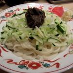 38365259 - じゃじゃ麺(中)¥600円