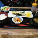 レストラン クロワッサン - さわらの西京焼き