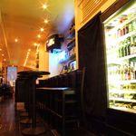 ウエストパークカフェ - 夜は外国人で賑わうバーに!