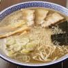 マル寛そばや - 料理写真:煮干し好きにはたまらない『濃厚三種の煮干しそば』