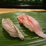 38368092 - 太刀魚、金目鯛