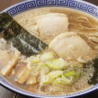 マル寛そばや - 蔵元直送の濃口醤油と魚介出汁が絶妙な『濃口こってり中華そば』