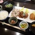 38371138 - ランチプレート ¥950(税別)