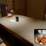 銀座 佐藤養助 - 個室座敷席