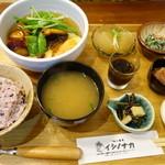 イシノナカ - お野菜たっぷりお昼ごはん