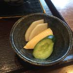 蕎麦処 なつ井 -