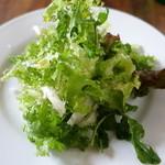ウィウィ - ランチのサラダ