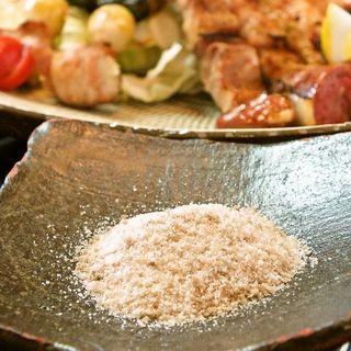 無添加のブレンド塩