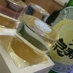 わらびや - 日本酒・満寿泉