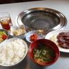 焼肉亭牛ちゃん - 料理写真:ハラミランチ