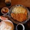 喜八 - 料理写真:ロースかつ