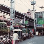 名代 富士そば - 1982年頃の、そば駒