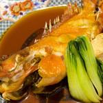 割烹 ちばな - 近海魚の煮付け