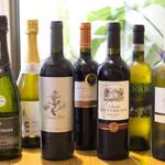 割烹 ちばな - ワイン・スパークリングワインご用意しております。記念日などにもいかがですか?