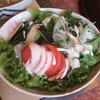 春花園 - 料理写真:生野菜