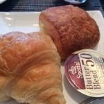 38383726 - 2015.5)奥のアップルカスタードデニッシュが美味♡
