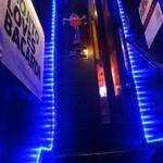 たこキング すすきの店 - 入り口の階段