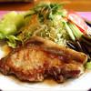 アララ - 料理写真:ポークソテーセット