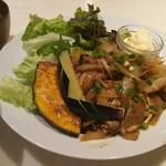 オープンキッチン 104 - 豚と玉ネギの生姜焼