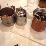 オレンジハウスすえひろ亭 - アイスコーヒー300円