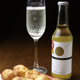 大阪もんにこだわった『和酒・ワイン』