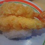 弁慶寿司 - エビ天88円