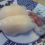 弁慶寿司 - 槍烏賊