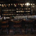 コーヒーハウス葡萄畑 - 雰囲気のあるカウンター