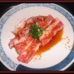焼肉大和 - 料理写真:近江牛並バラ800円
