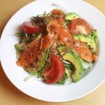ジャカッセ - サラダ