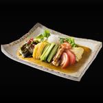 りょう花 - 冷麺 880円(税別)