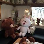 COMATSU - LINEイベント時の個室です。