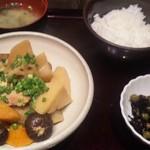 38398571 - がめ煮定食¥1000