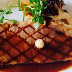 山のレストラン - 特撰とちぎ和牛ステーキ
