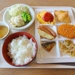 ココス - 朝食ビュッフェ(メイン)