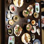 湯本楼 - 料理写真:夕食