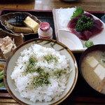 魚喜 - 刺身定食