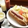 レストラン ポロ - 料理写真:2014年8月 トナカイドッグプレート【800円】
