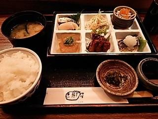 とと家 大阪マルビル店 - 1日限定10食「ととや弁当」です。