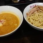 38404488 - つけ麺 スープが濃厚 麺がつるしこ!