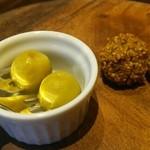 アコンプリ - ひよこ豆のコロッケ