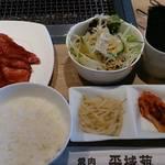 38406180 - ロース定食