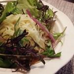 クロモリ - サラダ麺