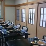 日本料理まるい - お部屋