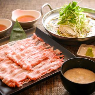 ご宴会はしゃぶしゃぶで決まり!食べ放題は2900円~