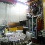 アジアンケバブ - 店内(食事スペース・2階)